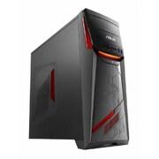 G11DF-R7G1070 [デスクトップパソコン AMD Ryzen R7-1700プロセッサー/メモリ 16GB/HDD 2TB+SSD 256GB/NVIDIA GeForce GTX1070/DVDスーパーマルチドライブ/Windows 10 Home 64ビット/ブラック]