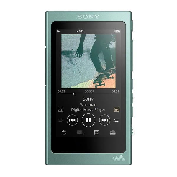 NW-A45 G [ポータブルオーディオプレーヤー Walkman(ウォークマン) A40シリーズ  16GB ホライズングリーン]