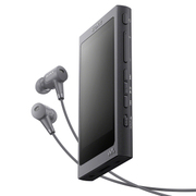 NW-A45HN B [ポータブルオーディオプレーヤー Walkman(ウォークマン) A40シリーズ  16GB 専用ヘッドホン付 グレイッシュブラック]