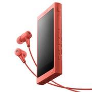 NW-A45HN R [ポータブルオーディオプレーヤー Walkman(ウォークマン) A40シリーズ  16GB 専用ヘッドホン付 トワイライトレッド]