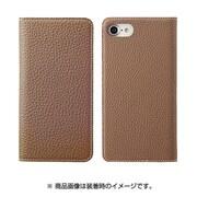 BTD7-ET [iPhone 8用 BONAVENTURA German Togo leather diary case エトープ]
