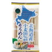 北海道産小麦100%使用そうめん 540g [乾麺]