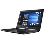 A515-51G-A58G/K [Aspire 5 15.6型/Core i5-7200U/メモリ 8GB/HDD 1TB/ドライブレス/Windows 10 Home 64 ビット/KINGSOFT Office 2013 Standard/オブシディアンブラック]
