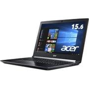 A715-71G-A58H/K [Aspire 7 15.6型/Core i5-7300HQ/メモリ 8GB/SSD 128GB/HDD 1TB/ドライブレス/Windows 10 Home 64 ビット/KINGSOFT Office 2013 Standard/オブシディアンブラック]