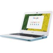 CB311-7H-N14N [Chromebook 11 N7 11.6型/Celeron N3060/メモリ 4GB/eMMC 32GB/ドライブレス/Chrome OS/パールホワイト]