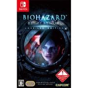 バイオハザードリベレーションズ UNVEILD EDITION [Nintendo Switchソフト]