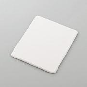 MP-SL01WH [マウスパッド ソフトレザー Sサイズ ホワイト]