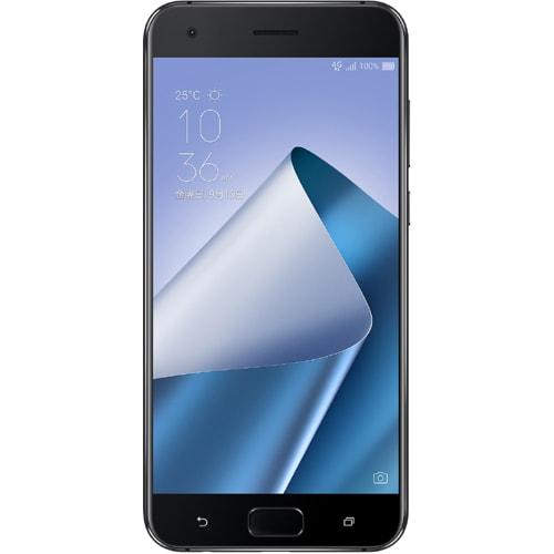 ZS551KL-BK128S6 [ZenFone 4 Pro SIMフリースマートフォン 5.5型ワイド フルHD 1920×1080/Android 7.1.1/Qualcomm Snapdragon 835 2.45GHz/メモリ6GB/ROM128GB/IEEE802.11a/b/g/n/ac/Bluetooth 5.0/LTE/指紋センサー/ピュアブラック]