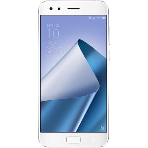 ZS551KL-WH128S6 [ZenFone 4 Pro SIMフリースマートフォン 5.5型ワイド フルHD 1920×1080/Android 7.1.1/Qualcomm Snapdragon 835 2.45GHz/メモリ6GB/ROM128GB/IEEE802.11a/b/g/n/ac/Bluetooth 5.0/LTE/指紋センサー/ムーンライトホワイト]