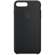iPhone 8 Plus/iPhone 7 Plus シリコーンケース - ブラック