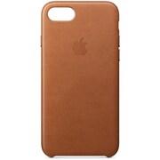 iPhone 8/iPhone 7 レザーケース - サドルブラウン