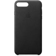 iPhone 8 Plus/iPhone 7 Plus レザーケース - ブラック