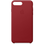 iPhone 8 Plus/iPhone 7 Plus レザーケース - (PRODUCT)RED