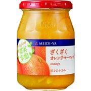 果実実感ざくざくオレンジママレード 340g