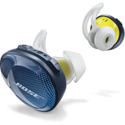 SoundSport Free Wireless Headphones MidnightBlue With YellowCitron [ワイヤレスヘッドホン 左右独立型 Bluetooth対応 ミッドナイトブルー×イエローシトロン]