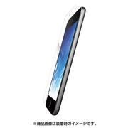 AVA-T17FLFANG [iPod touch 高光沢 指紋防止エアーレスフィルム 液晶保護フィルム]