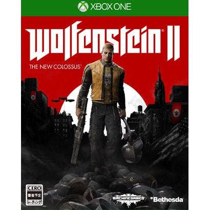 XboxOne ウルフェンシュタイン 2:ザ ニューコロッサス