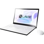 PC-NX750JAW [LAVIE Note NEXT NX750/JAW 15.6型ワイド/Core i7-8550U/メモリ8GB/HDD 1TB(SSHD)/ブルーレイディスクドライブ/Windows 10 Home 64ビット/Office H&B Premium プラス Office 365 サービス/グレイスホワイト]