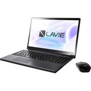 PC-NX750JAB-YC [LAVIE Note 15.6型ワイド/Windows 10 Home 64ビット/Core i7-8550U(1.8GHz)/メモリ16GB/HDD 1TB(SSHD)/ブルーレイドライブ/office H&B Premium プラス Office 365 サービス グレイスブラックシルバー ヨドバシカメラオリジナルモデル]