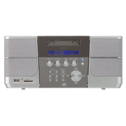 SDD-4340/S [ステレオCDシステム ワイドFM対応 シルバー]