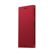 SCSG10JP/R [Xperia XZ Premium Style Cover Stand Rosso スタイルカバースタンド]