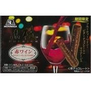 森永 小枝プレミアム 赤ワイン 48g