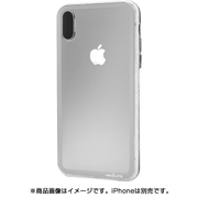 ATLCGIPX/CLR [iPhone X ケース LINKASE CLEAR Gorilla Glass クリア]