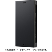 SCSG60JP/B [Xperia XZ1 Compact ケース Style Cover Stand ブラック]