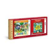 「とびだせどうぶつの森 amiibo+」・「トモダチコレクション 新生活」 ダブルパック [3DSソフト]