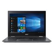 SP513-52N-F38Q [Spin 5 13.3型/Core i3-7130U/メモリ 8GB/SSD 128GB/ドライブレス/Windows 10 Home 64ビット/KINGSOFT Office 2013 Standard/スチールグレイ]