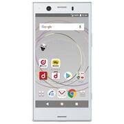 SO-02K(S) [スマートフォン Xperia XZ1 Compact ホワイトシルバー]