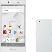 MONO MO-01K(W) ホワイト [スマートフォン]