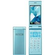 702KC DIGNO ケータイ2 ブルー [携帯電話]