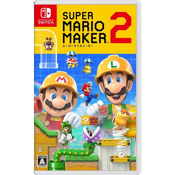 닌텐도 Nintendo 슈퍼 마리오 메이커 2 [Nintendo Switch소프트]