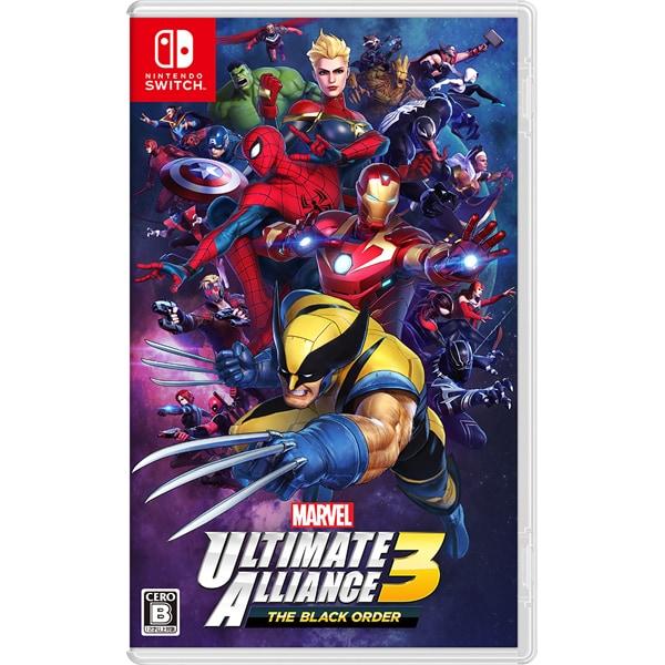 닌텐도 Nintendo MARVEL ULTIMATE ALLIANCE 3: The Black Order [Nintendo Switch소프트]