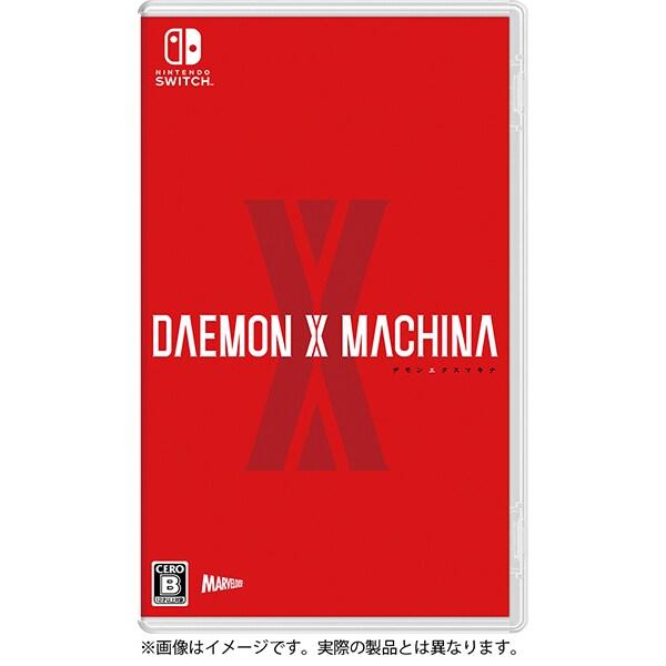 마베라스 AQL 마베라스에큐에루 DAEMON X MACHINA(데모 에쿠스마키나 ) [Nintendo Switch소프트]