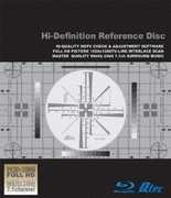 Hi-Definition Reference Disc(Blu-ray用)