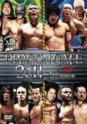 DRAGON GATE 2011 3rd season [DVD]