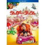シュガー・ラッシュ DVD+ブルーレイセット [DVD]