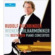 ベートーヴェン:ピアノ協奏曲全集 [Blu-ray Disc]
