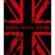 LIVE IN LONDON -BABYMETAL WORLD TOUR 2014- [Blu-ray Disc]