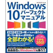 Windows10パーフェクトマニュアル [単行本]