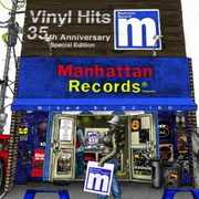 Manhattan Records The Exclusives Vinyl Hits 35th Anniversary Special Edition (Mixed By DJ IKU)