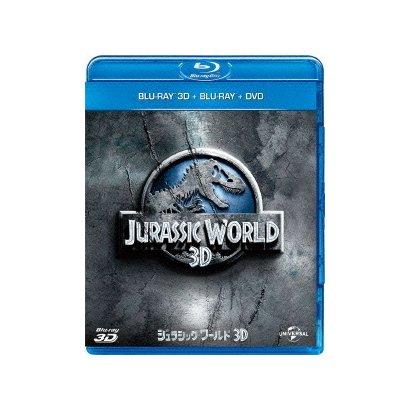 ジュラシック・ワールド [3D Blu-ray+DVD]