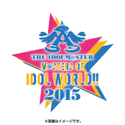 "THE IDOLM@STER M@STERS OF IDOL WORLD!! 2015 Live Blu-ray ""PERFECT BOX"" [Blu-ray Disc]"