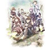 灰と幻想のグリムガル Vol.4 [Blu-ray Disc]