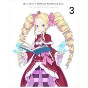 Re:ゼロから始める異世界生活 3 [Blu-ray Disc]