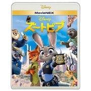 ズートピア MovieNEX [Blu-ray+DVD]