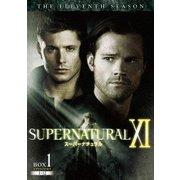 SUPERNATURAL ⅩⅠ スーパーナチュラル <イレブン・シーズン> コンプリート・ボックス [DVD]