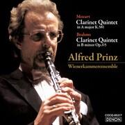 UHQCD DENON Classics BEST モーツァルト&ブラームス:クラリネット五重奏曲